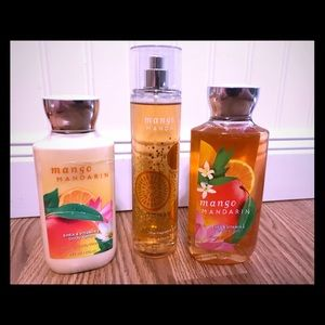 Bath & Body Works Trio